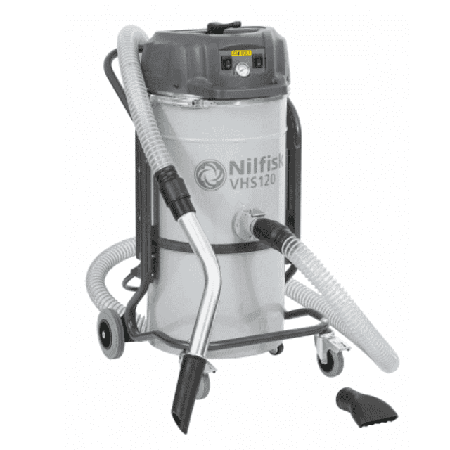 Nilfisk VHS120 All-In-One #Metal - Chips vacuum cleaner
