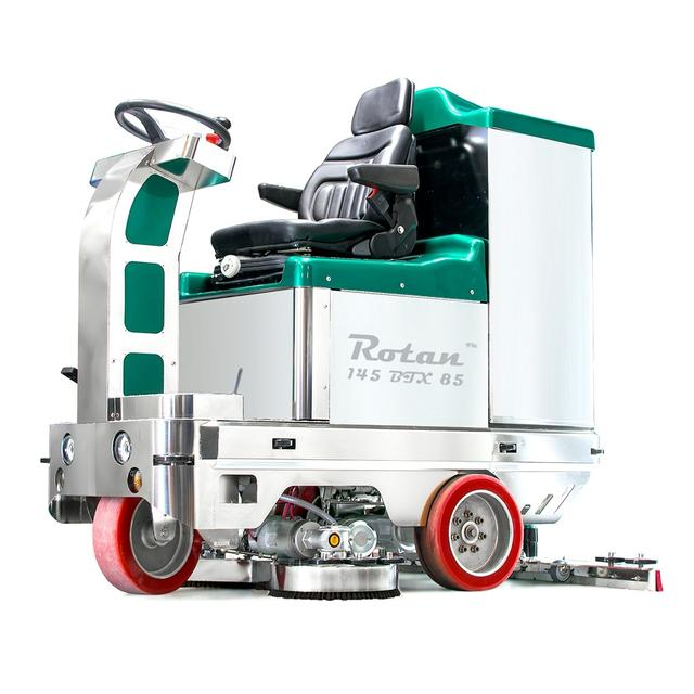 Gmatic Rotan 145 BTX 85 Scrubber Dryer