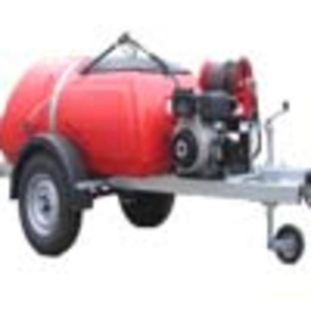 Perrys WB 1100 YTE Water Bowser